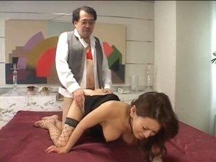 Rei Kitajima in Pervert Secretary