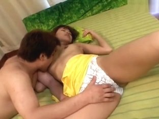 Exotic Japanese model in Incredible MILFs, Small Tits JAV clip