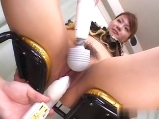 Crazy Japanese girl in Amazing JAV uncensored Dildos/Toys movie