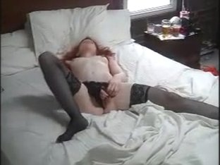 girl with redhead caught masturbating.