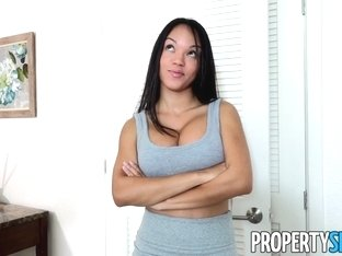 PropertySex Panty Sniffing Landlord Drills Latina Tenant