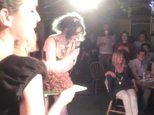 Naked on Stage-123 N3
