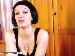 Kenza Suck in Interview Porno With Kenza Suck  - MMM100