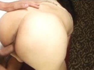 Breasty older taking some jock in pov movie