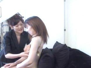 Voyeur porn movie with horny lesbians acting like true sluts