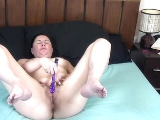 The Female Orgasm: Tessa Carmichael Keeps Her Feet Up