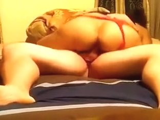 My horny wife takes a good ride on my hard cock indoors