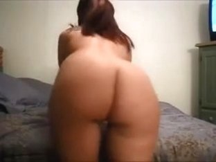 Showing my curves in lusty big ass amateurs video