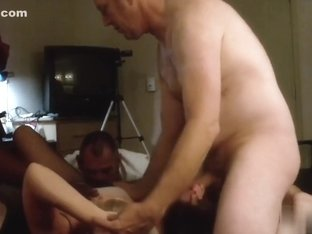 Amateur porn with me jerking cocks and getting head