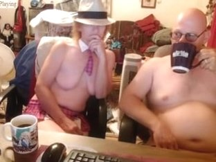 Grannies getting fucked on webcam