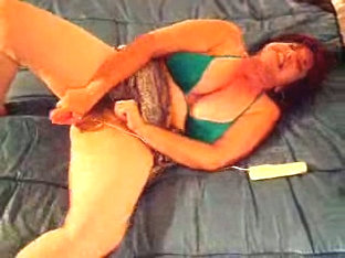 Sex toys video with fat chick