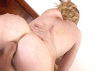 Amazing pornstar Nicki Blue in incredible facial, dildos/toys adult scene
