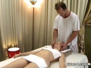 Amazing pornstar in Exotic Lesbian, Massage porn video