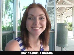 Best pornstar Natalie Lust in Amazing Shaved, POV porn movie
