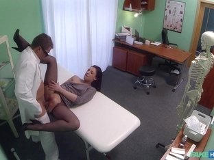 Amazing pornstar in Hottest Medical, Redhead sex video