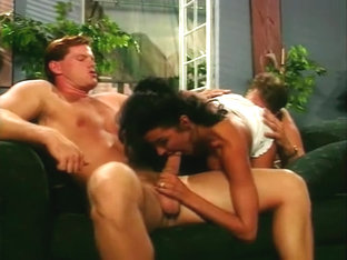 Anna Malle, Hank Armstrong, Frank Towers from Kissing Kaylan(1995)