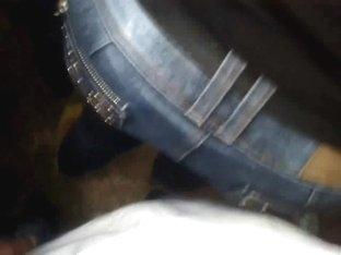 gostosa de jeans