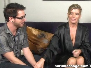 Hottest pornstar Dane Cross in Fabulous MILF, Massage xxx video