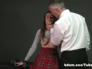 Incredible pornstar in Fabulous BDSM, Blonde porn clip