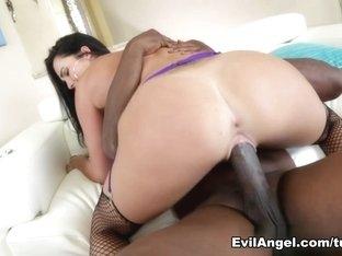 Amazing pornstars Lexington Steele, Bianca Breeze in Fabulous MILF, Stockings porn clip