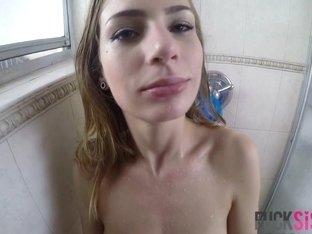Sydney Cole in Sydneys Shower Surprise