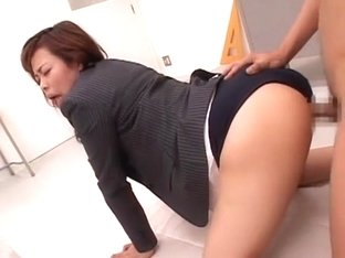 Fabulous Japanese chick Rio Nagasawa, Hana Sakurai in Incredible Fingering, Cumshots JAV clip