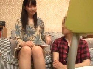 Amazing Japanese girl in Crazy Fingering, Swallow/Gokkun JAV scene