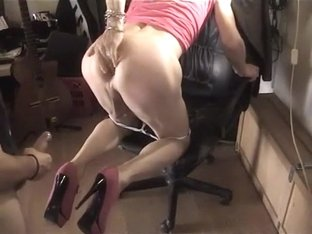 Amazing Amateur Shemale movie with Mature, Blonde scenes