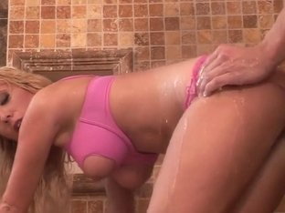 Tasha Reign gets her hot pussy filled with hard cock
