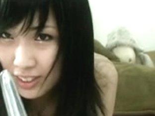 Chinese Angel Masturbate