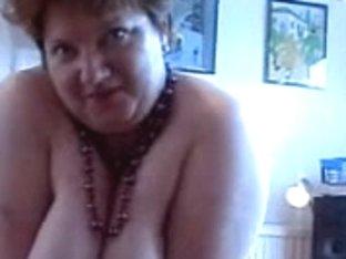 big beautiful woman shows her fabulous love muffins and masturbates