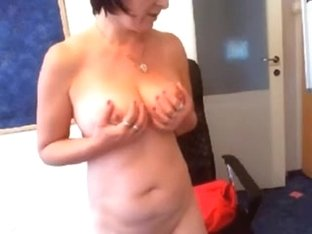 Milf homemade porn film with my huge bosoms