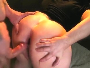 He wants to fuck her in the asshole
