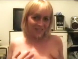 Bitch is getting cumshots all over in homemade sextape