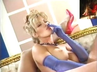 Legsh0w 1980s JOI Pantyhose video