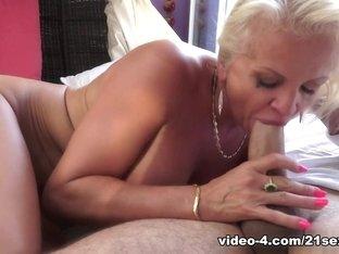 Incredible pornstars in Exotic Blonde, Facial porn video
