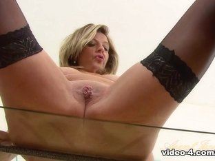 Crazy pornstar Louise Pearce in Amazing Stockings, MILF xxx clip