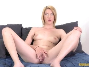 Fabulous pornstar in Exotic Small Tits, Blonde sex scene