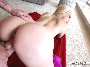 Fabulous pornstar Brooke Summer in Crazy College, Blonde adult movie