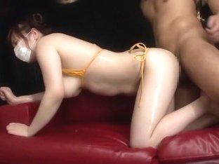 Akari Fuyuno in AV Debut of an Active Idol part 4