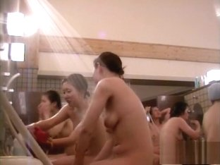 Spy Cam Changing Room, Bath Scene Unique