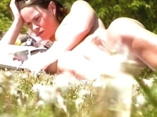Spying Nude Beauty by TROC