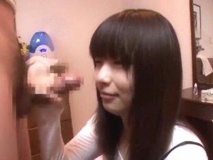 Crazy Japanese slut Ami Morikawa in Incredible POV, Facial JAV video