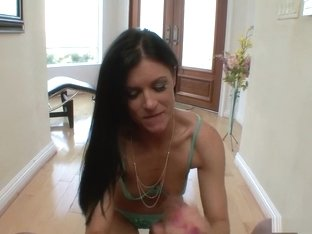 Amazing pornstar India Summer in crazy facial, interracial adult video