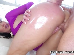 Crazy pornstars Kendra Lust, John Strong in Fabulous Facial, Big Ass sex movie