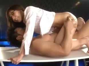 Fabulous Japanese slut Miyuki Yokoyama in Exotic Facial, Handjobs JAV scene