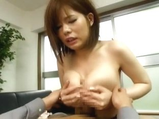 Crazy Japanese chick in Fabulous Cumshots, Blowjob JAV video