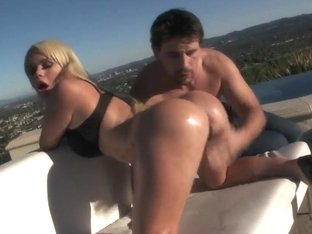 Horny Alexis Ford is into hardcore buggering
