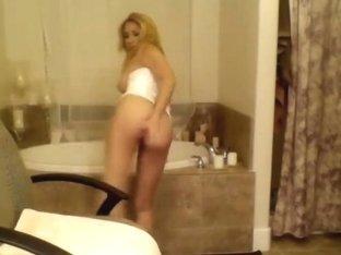 Huge Tits Blonde Teen
