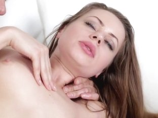 Horny art porn with orgasm from Mila's nub fuck